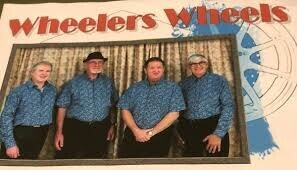 Wheelers Wheels - a regular party band