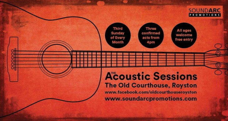 Sunday Acoustic Session 4pm to 6pm