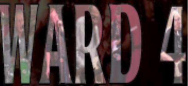 Ward 4 - A five piece band -