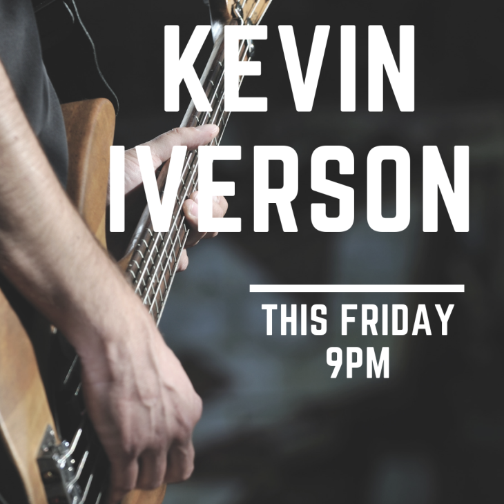 Live Music- Kevin Iverson