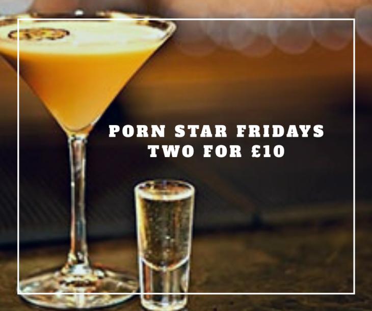 Porn Star Friday