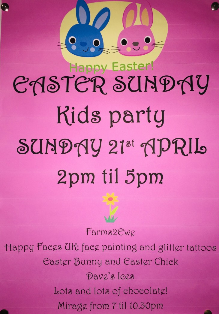 Easter Sunday Kids Party