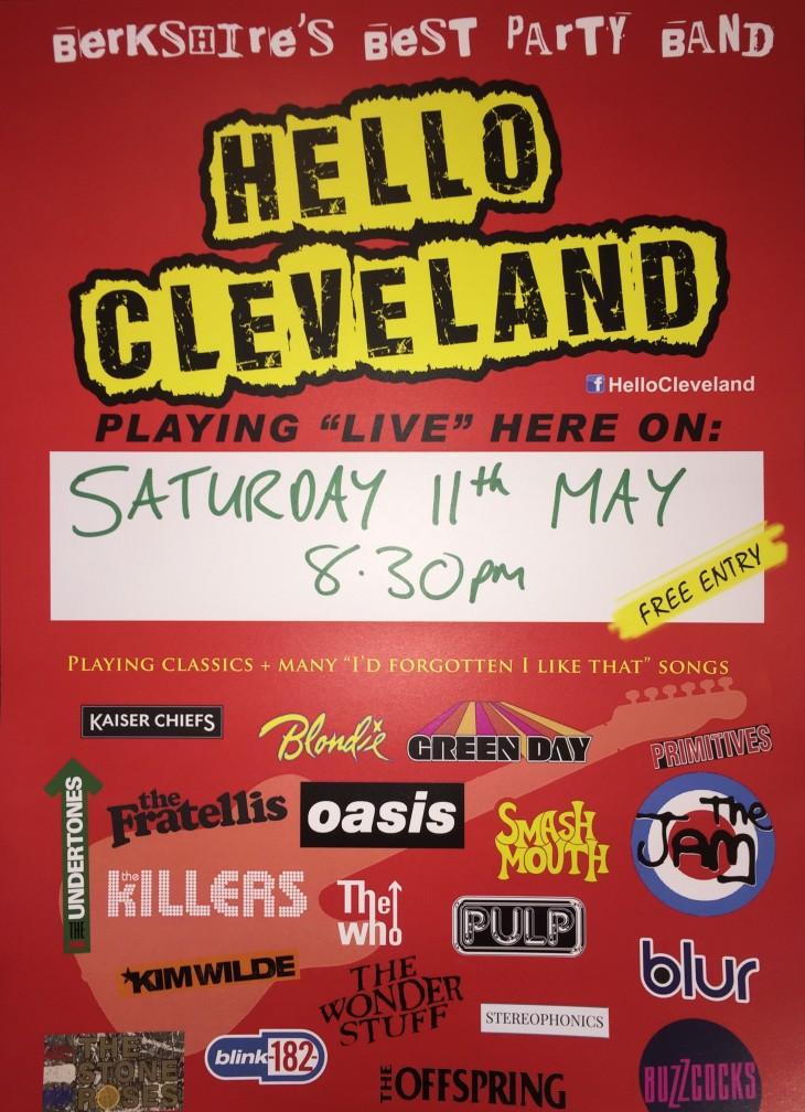 Hello Cleveland