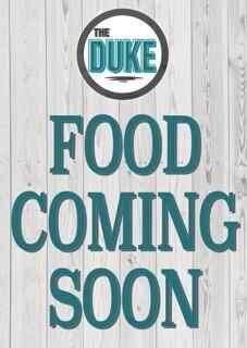 Food Coming Soon