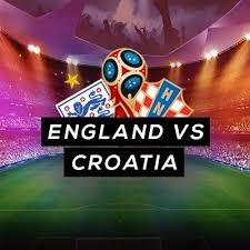 World Cup England Vs Croatia