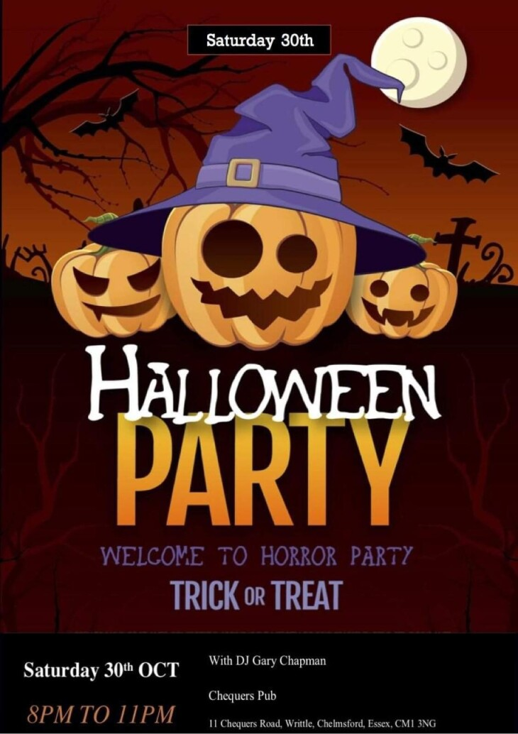 Halloween Party & DJ