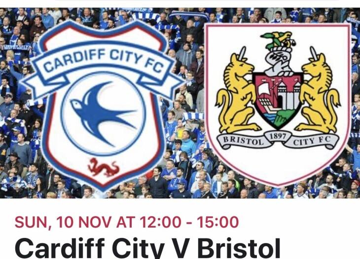 Cardiff v Bristol