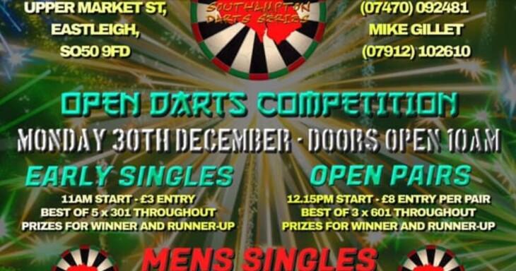 Open Darts