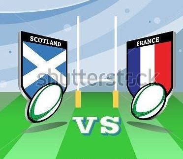 Scotland Vs France.