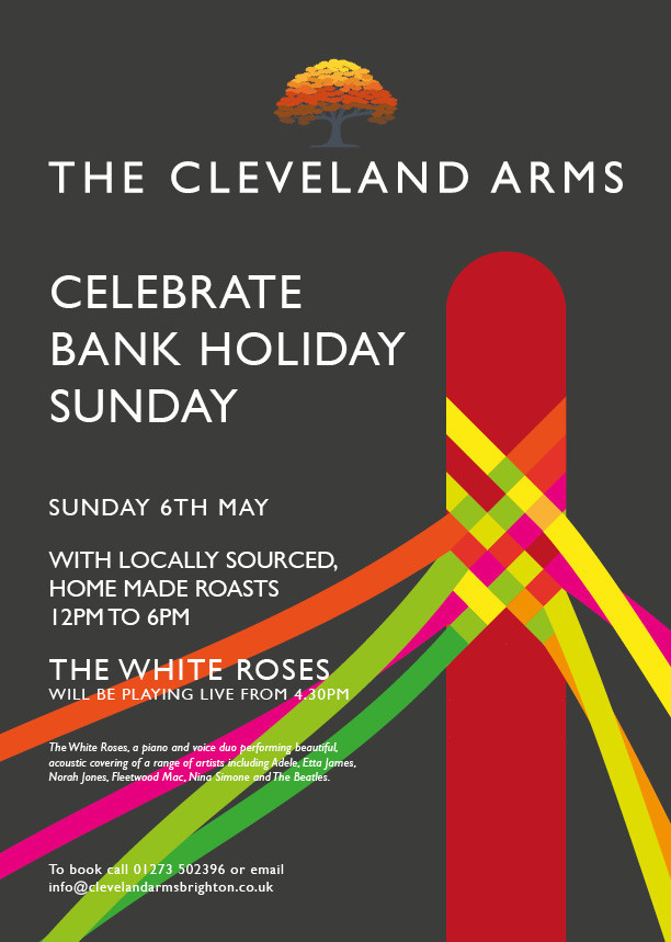 Live music with  'The White Roses'