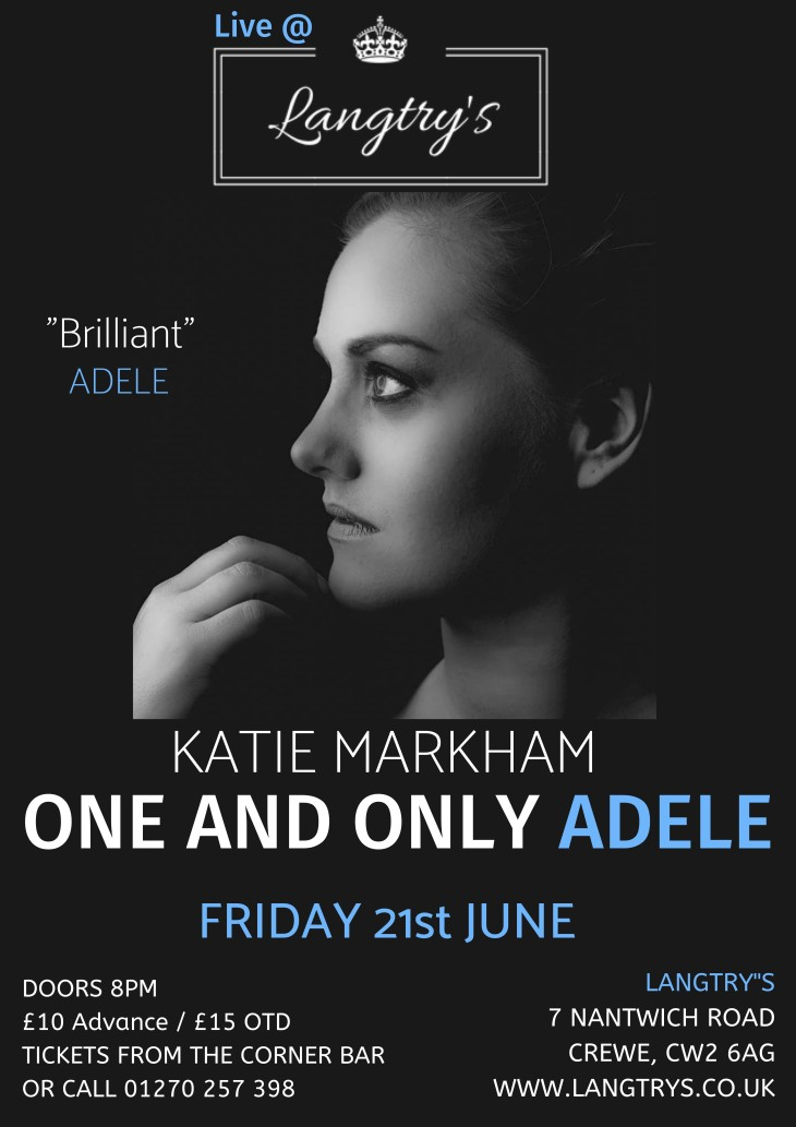 Katie Markham - One & Only Adele
