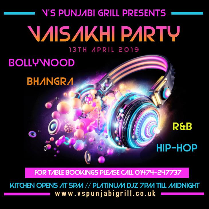 Vaisakhi Party