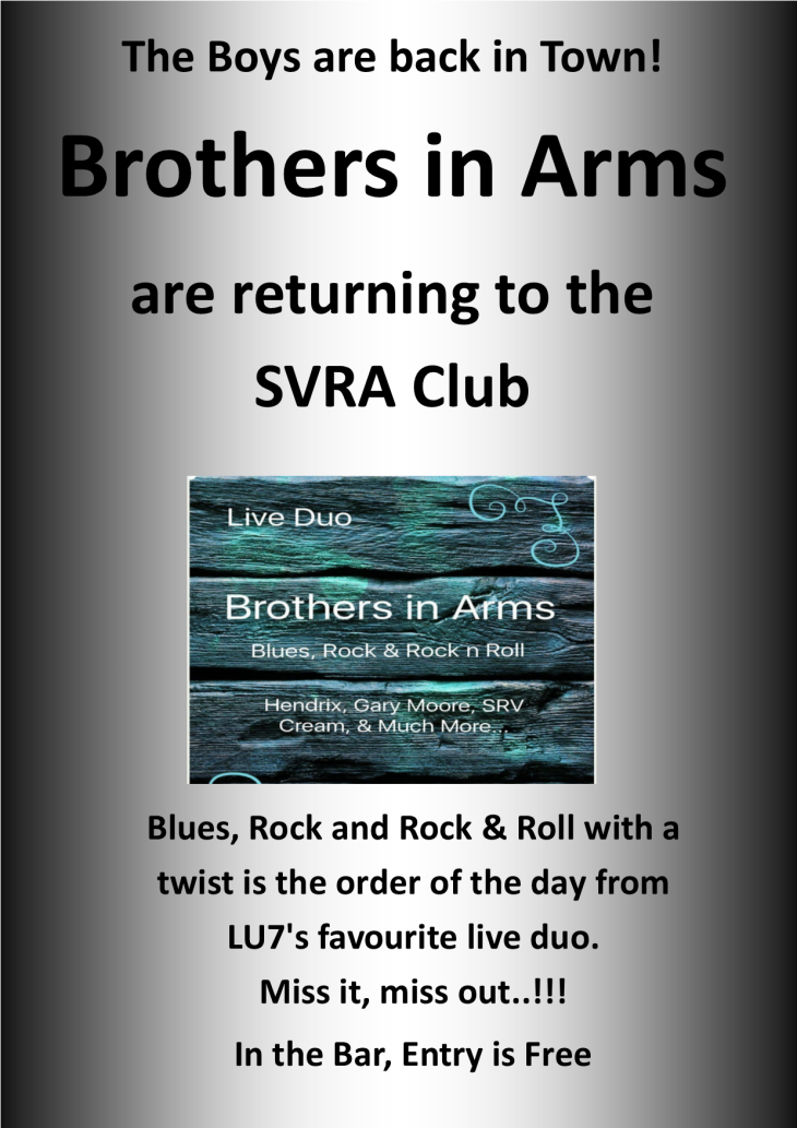 Live Music From Brothers In Arms