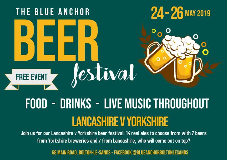 Blue Anchor Beer Festival