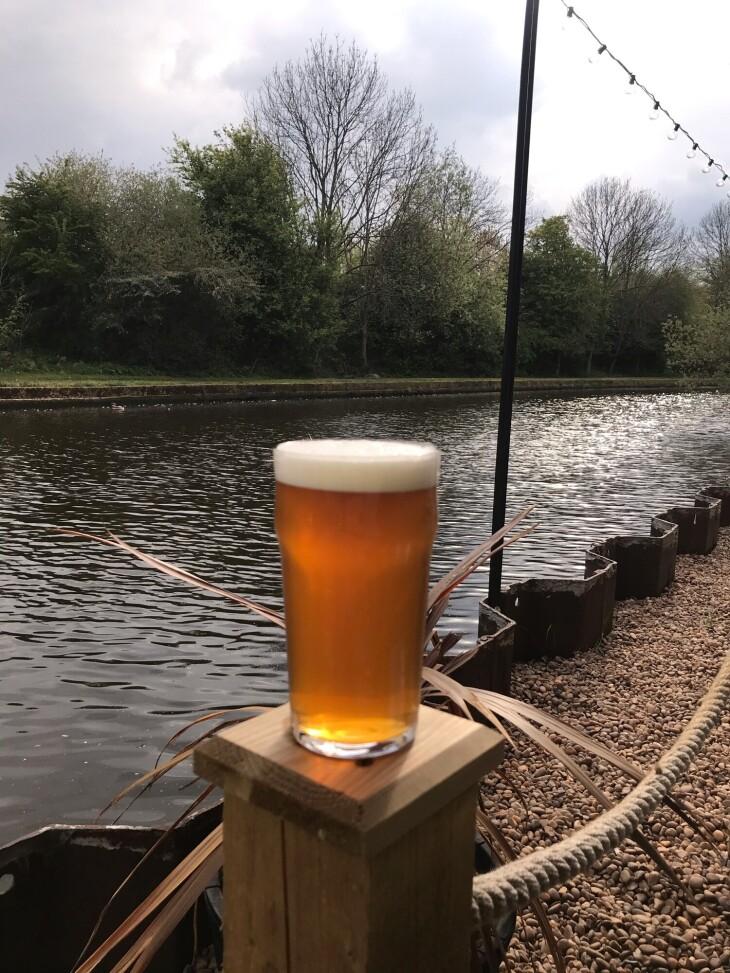 New Gorilla Brewery Beer - Ape-X