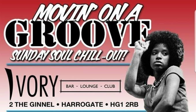 Movin'onaGroove Soul Alldayer at Ivory