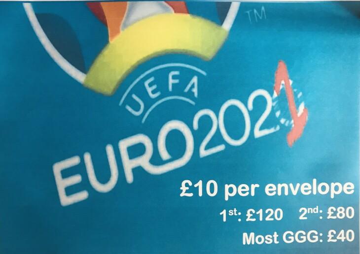Euro's 2021