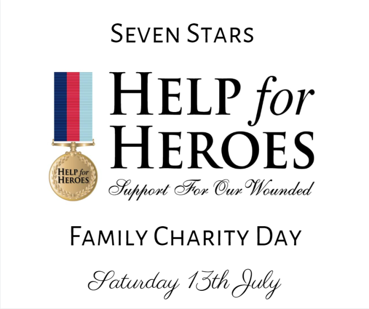 Help us to Help our Heroes!