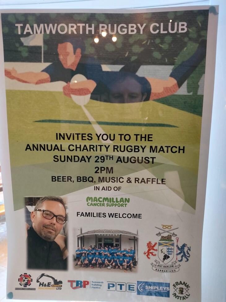 Macmillan charity fun day