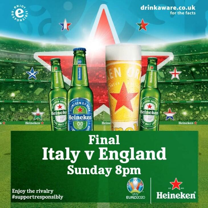 Italy v England, UEFA EURO 2020™