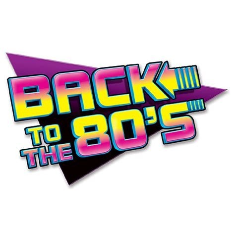 BACK TO THE 80s Friday 24th August