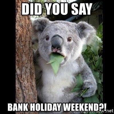 BANK HOLIDAY KARAOKE