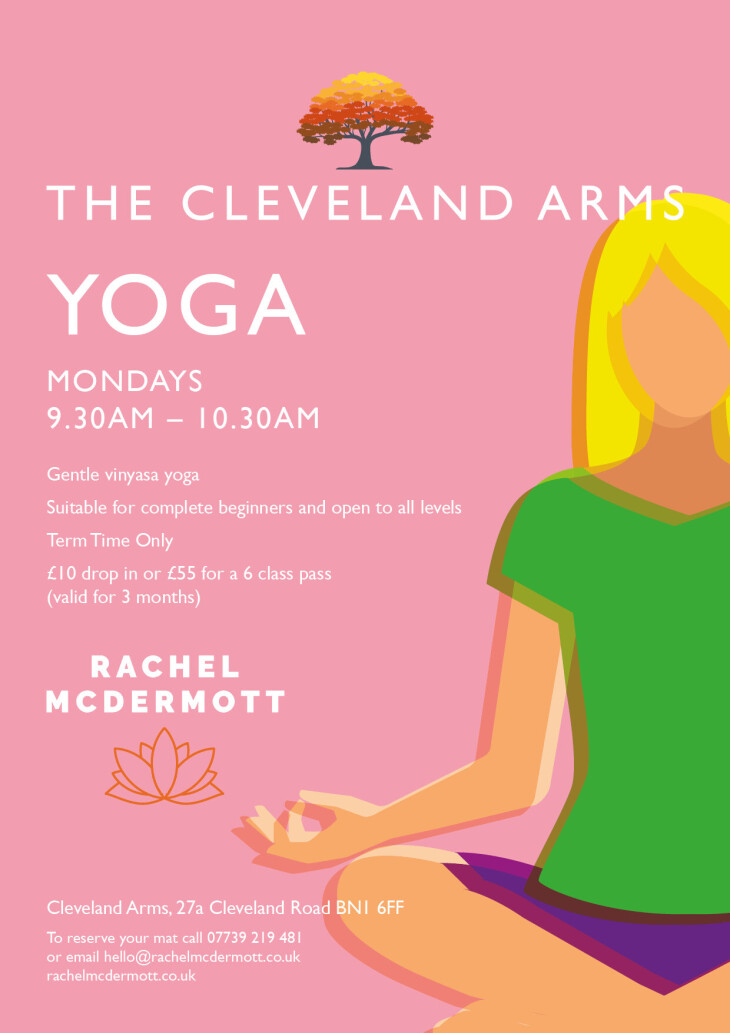 Yoga with Rachel McDermott