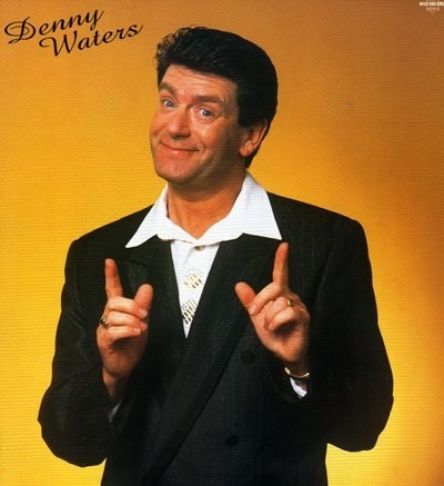 Comedian Denny Waters