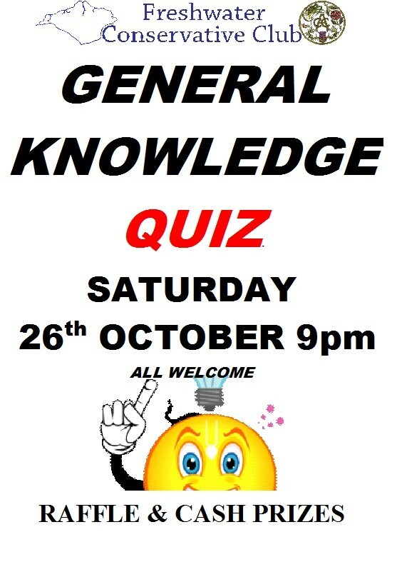 GENERAL KNOWLEGE QUIZ