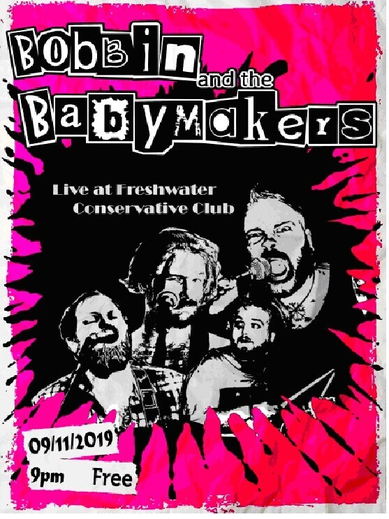 BOBIN AND THE BABYMAKERS