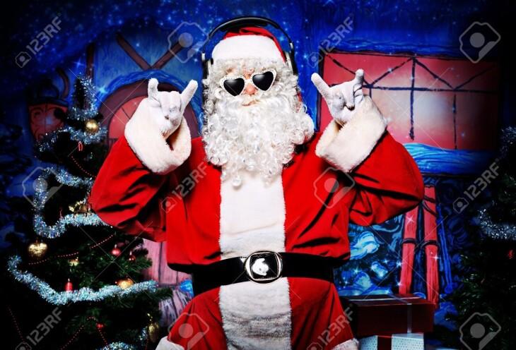 Pav Christmas Party