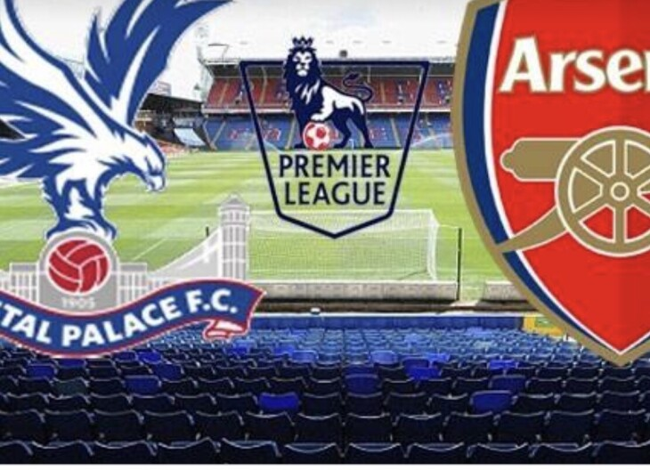 Crystal Palace v Arsenal