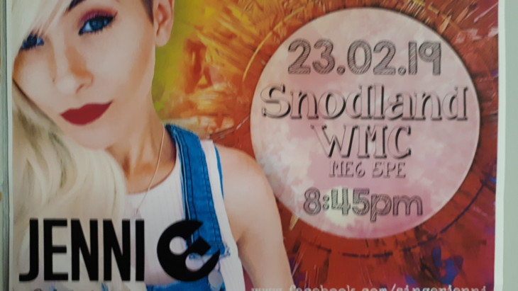 Live Entertainment + Meat Raffle