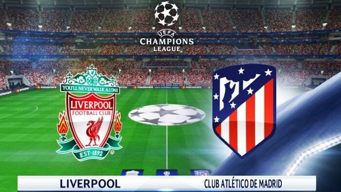 Liverpool vs Athletico Madrid