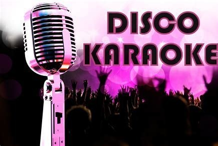 Karaoke & Disco Night Friday 15th June