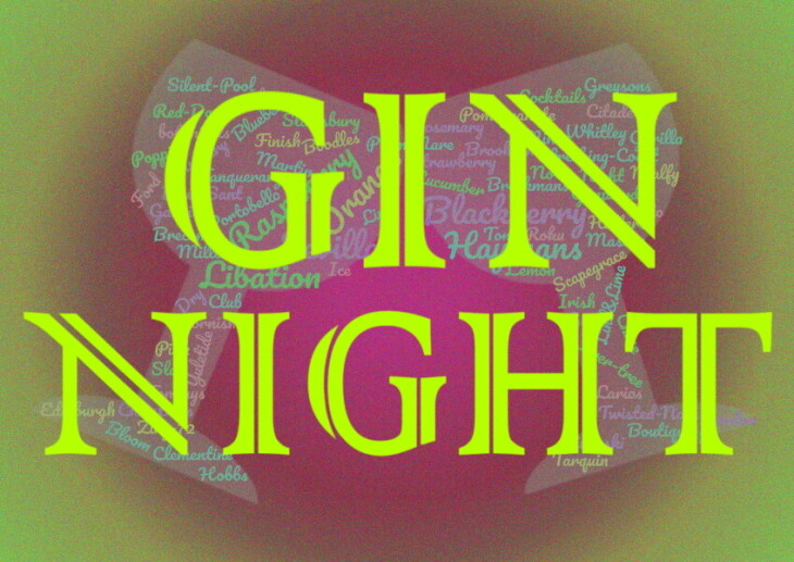 GIN NIGHT is back !