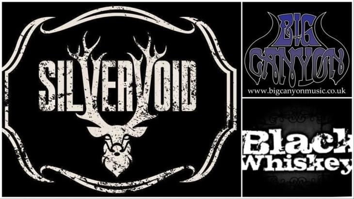 Silvervoid/Big Canyon/Black Whiskey