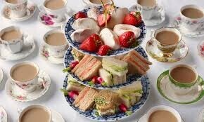 Mothering Sunday Afternoon Tea