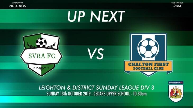 SVRA FC v Chalton First