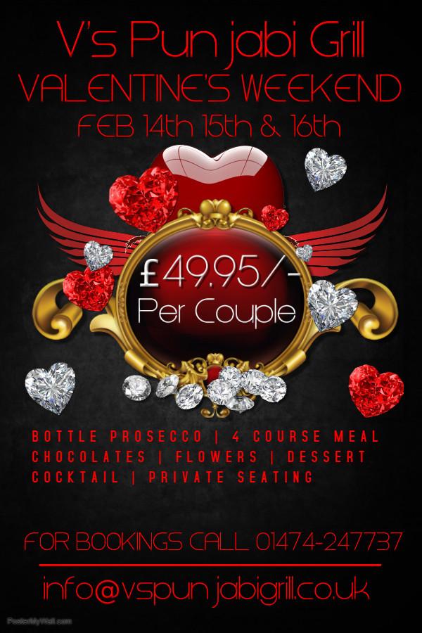 Valentine's Day Premium Package