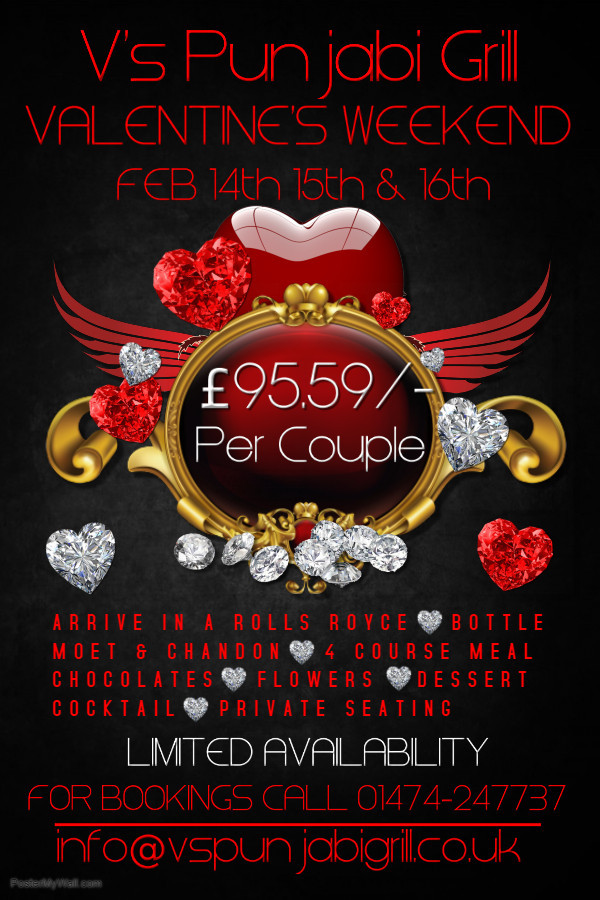 Valentine's Day Ultra Premium