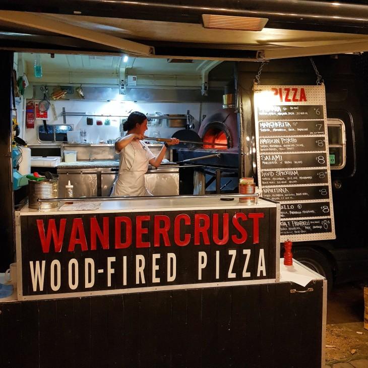 Wandercrust Pizza Pop-Up