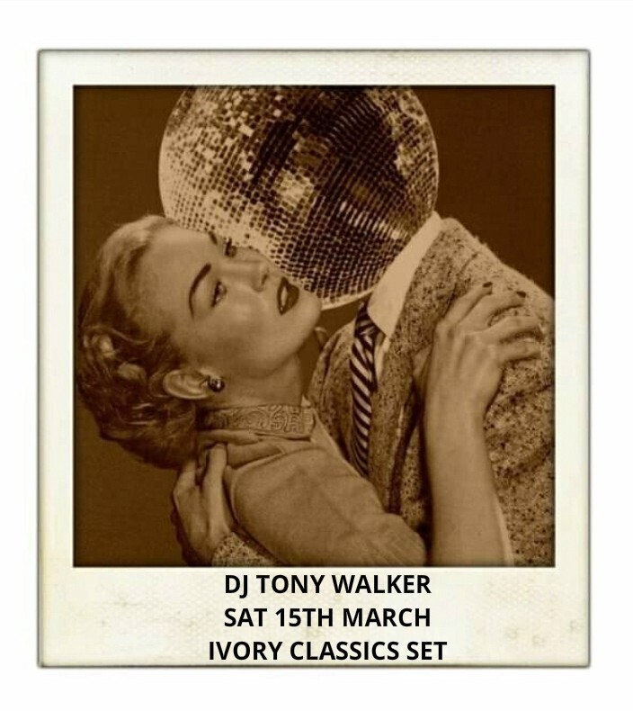 DJ Tony Walker soul funk disco set