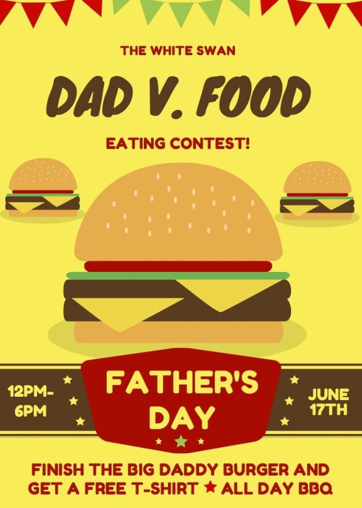 Dad v. Food