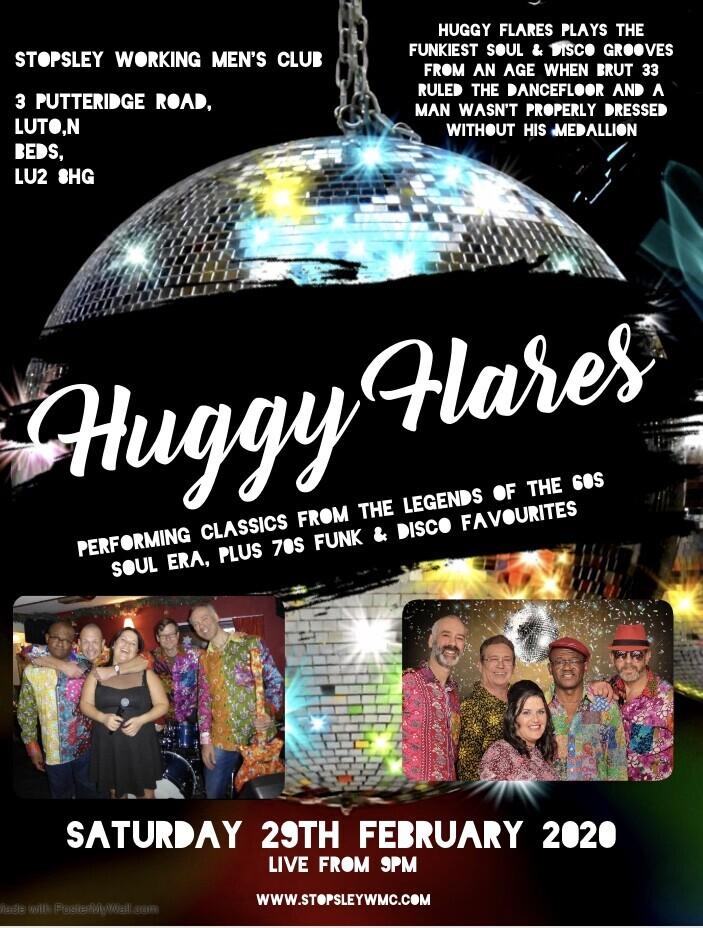Huggy Flares