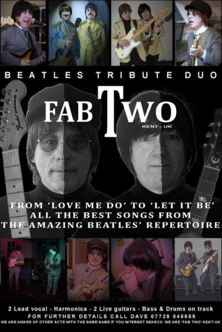 The FAB 2 are back!