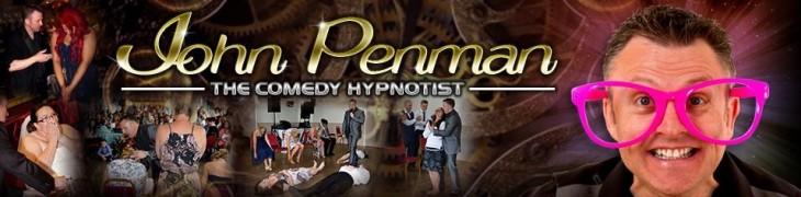 John Penman - Comedy Hypnotist