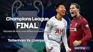 Champions League Final from Madrid