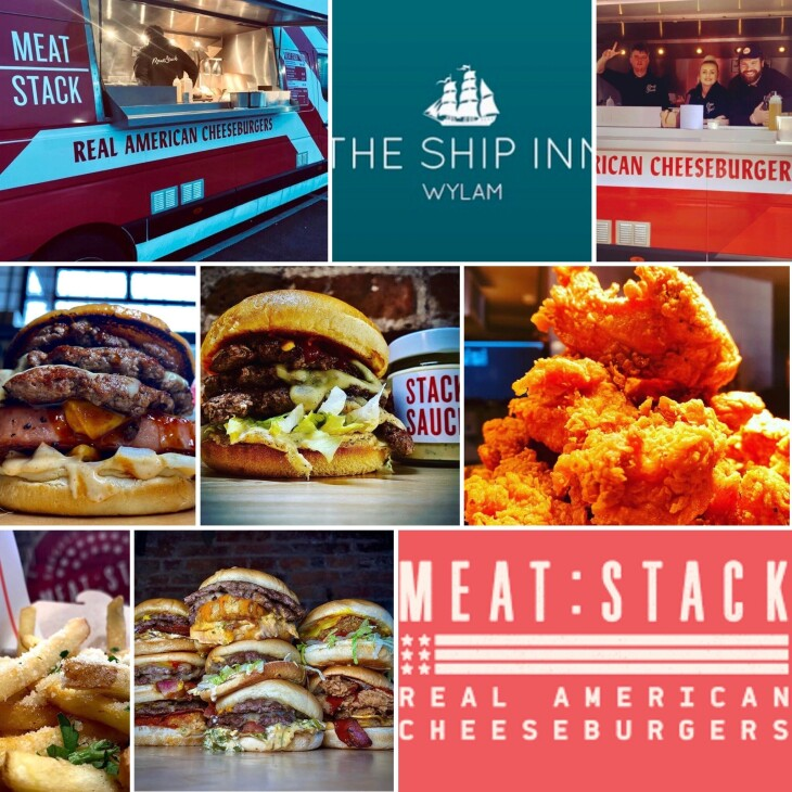 Meat Stack @ The Ship
