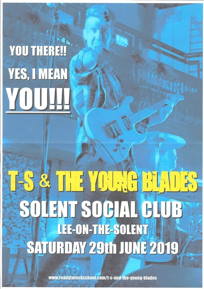 T-S & The Young Blades